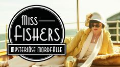 Miss Fisher rejtélyes esetei 02x10 HD Fisher, Youtube, Youtubers, Youtube Movies