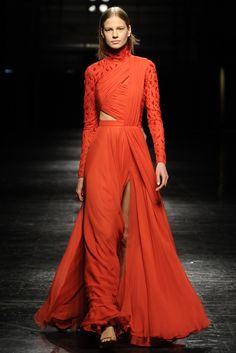 Fall 2014's Top 10 Trends - Prabal Gurung Fall 2014