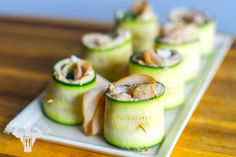 Try this Hearty Turkey Zucchini Rolls from the FitMenCook app