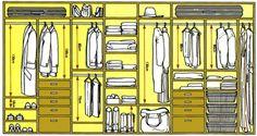 Встроенные шкафы-купе в прихожую — фото, дизайн. Лучшее решение по рациональному…