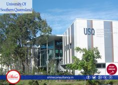 The University of Southern Queensland (USQ) has forged a reputation as one of Australia's leading providers of on-campus and online (distance) education programs in Australia. With more than 75 percent of students studying via distance or online, our delivery of external education resources continues to lead the way.  #visitus at #website: http://shineconsultancy.in/  You can also #callus on 022-28928911/22/33  #shineconsultancy #studyabroad #overseaseducation #USQ #Studyinaustralia…