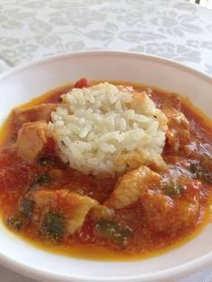 Thai Red Curry, Risotto, Rice, Ethnic Recipes, Food, Hoods, Meals, Laughter, Jim Rice