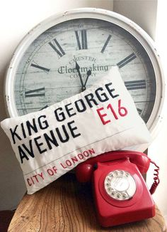 These London-themed gifts and items are handmade and found on Etsy. Click the image for more London-themed gift ideas