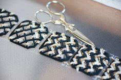chanel crochet skirts - Google Search