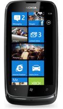 Nokia NCOM-LUMIA-610-BLACK-262X500