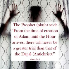 What is the Islamic description of the Antichrist? - Quora