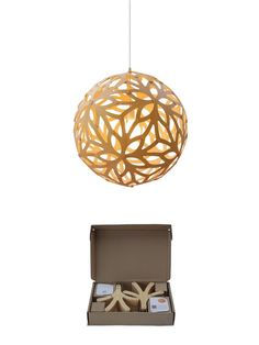 DAVID TRUBRIDGE DESIGN - Floral 40 : 조명 by Designort
