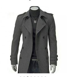 Like this one too.   For some reason I'm really liking these peacoats more!