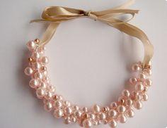 Design & Decor: Элегантное ожерелье своими руками...