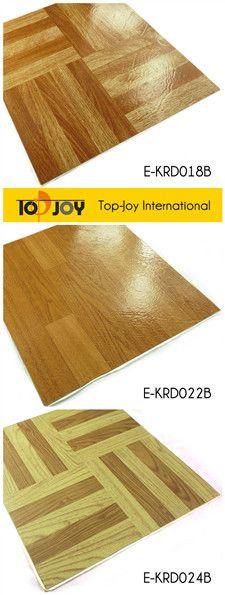 Contemporary Top Joy Fireproof Interlocking PVC Vinyl Flooring Plank Vinyl Tile Flooring Pinterest Contemporary - Popular vinyl flooring prices In 2018