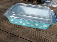 Nothing beats good ole made in the USA Pyrex!