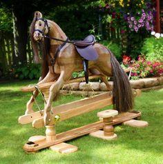 Home Craft Rocking Horses - Scotland