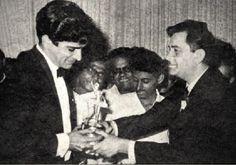 Raj Kapoor and Nargis: A love sublime