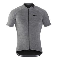 De Marchi Cycling Sportwool Ibrida Jersey Man - Gray