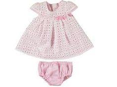 Resultado de imagen para ropa de recien nacida niña