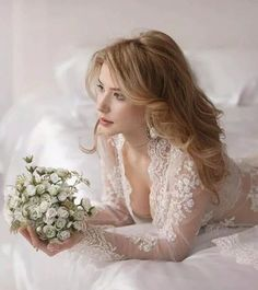 Discovered by Find images and videos about cute, beautiful and flowers on We Heart It - the app to get lost in what you love. Bridal Boudoir Photos, Boudoir Pics, Lingerie Photos, Wedding Lingerie, Bridal Nightwear, Bhldn Wedding, Wedding Day, Bridal Dresses, Jute