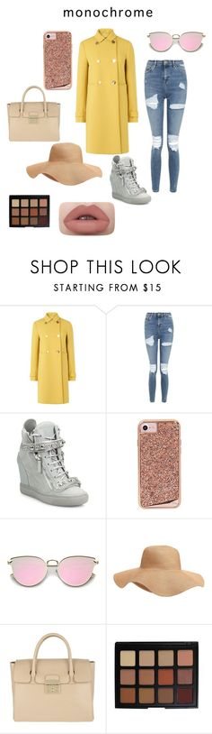 """Untitled #61"" by yarstin-madrid ❤ liked on Polyvore featuring L.K.Bennett, Topshop, Giuseppe Zanotti, Case-Mate, Old Navy, Furla and Morphe"