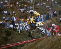 Michele Rinaldi Ponte Egola 86 seguito da Eric Geboers