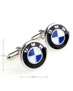 BMW Emblem Cufflinks. Price: $24.50/-