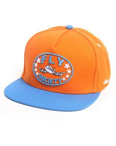 New Classic strapback Hat by Flysociety  snapback  style Strapback Hats e3bec159ea54