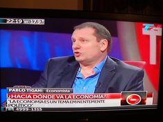 """Pablo Tigani: Volver al 55% o """"volver al futuro"""""""
