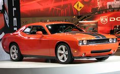 Dodge Challenger - wish I could say I had one. My boss did though. It quickly became the most favorite vehicle I've ever driven.
