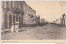 Stamps, coins and banknotes, postcards or any other collectable items are on Delcampe! Colonial Architecture, Trek, Postcards, Africa, Street View, Sash, Afro, Greeting Card