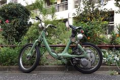 Honda P25/P50 Moped
