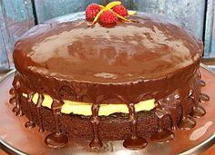 CHocolate Harvest Cake
