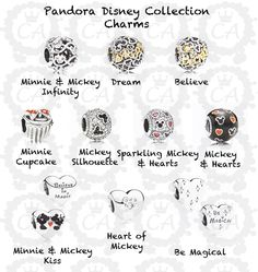 A little over a week ago, there was a preview of just a few of the PANDORA Disney charms that would be coming soon to Disney Parks and other retailers. Right before that, it was announced that Chamilia would also be retiring all of its Disney collection. On the heels of that news, now there …