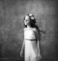 Portrait Sketches - Flower River in You - Alina Maiboroda Portrait Sketches, Daydream, One Shoulder Wedding Dress, Photo Galleries, Strapless Dress, River, Black And White, Wedding Dresses, Flowers