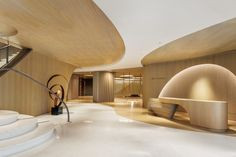 Visionary Clubhouse by PAL Design, Hong Kong