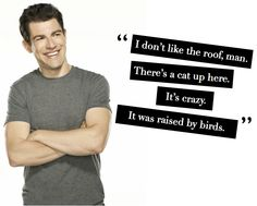 new girl schmidt quotes - Google Search