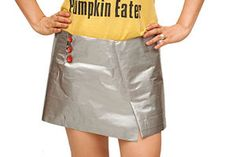 How to Make a Duct Tape Mini Skirt