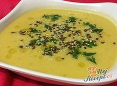 Recepty na nejlepší polévky podle druhů | NejRecept.cz Cheeseburger Chowder, Thai Red Curry, Cheesecake, Snacks, Dishes, Ethnic Recipes, Soups, Author, Appetizers