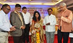 Buyer Seller Meet and Exhibition of Powerloom Products and Textiles Inaugurated by the Textile Commissioner Dr. Kavita Gupta, IAS on November 2017 Power Loom, Solar Energy, Government Agencies, November, Textiles, The Unit, Packaging, Meet, Products