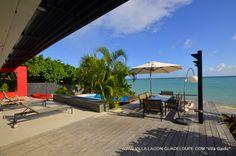 Villa Gaïdic, 6 bedroom. on beach, small pool. $5208.04 for 7 nights. https://www.vrbo.com/679971a