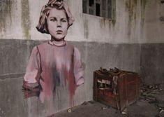 Andrea Michaelsson is a multi-faceted artist better known by her street artist name, Btoy. Btoy primarily began focusing on street art around when her mother passed away. Best Graffiti, Street Art Graffiti, Ephemeral Art, Street Gallery, Artist Biography, Artist Life, Stencil Art, Installation Art, Urban Art