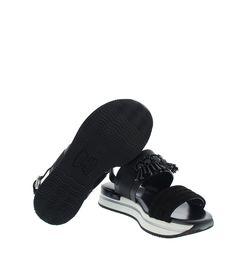 Sandals h222 nero sandaal hogan