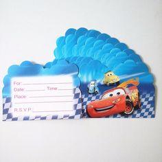 10pcs Cars Invitation Card Cartoon Theme Party Kids Birthday Decoration Theme Party Supply Festival - http://toysfromchina.net/?product=10pcs-cars-invitation-card-cartoon-theme-party-kids-birthday-decoration-theme-party-supply-festival