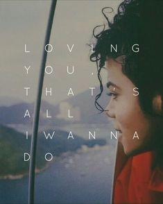 Loving you Michael