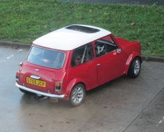 Classic Mini: View from the Window  David Manners Group Customer Cars http://www.jagspares.co.uk/home.asp