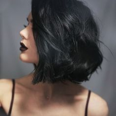 Ponytail Hairstyles and hairstyles with bangs Ponytail Hairstyles, Pretty Hairstyles, Hair Day, New Hair, Hair Inspo, Hair Inspiration, Medium Hair Styles, Curly Hair Styles, Pixie Lang