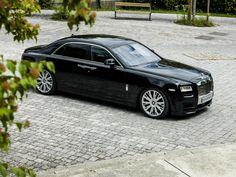 Spofec voorziet Rolls-Royce Ghost van 709Pk en bijna 1.000Nm