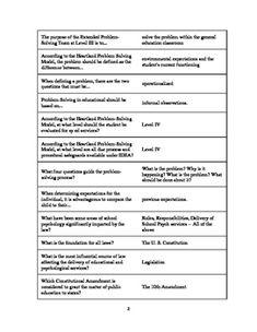 PRAXIS II Quick Review Facts - 250+ Facts for the School Psychology Test Teacher Resources, Teacher Pay Teachers, Easel Activities, Graduate Program, School Psychology, Study Notes, Teacher Newsletter, Higher Education, Improve Yourself