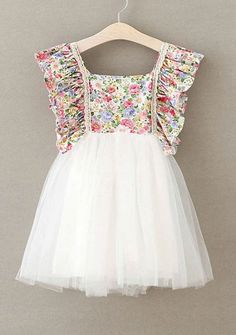 Floral Tutu Dress | Etsy