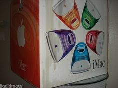 Vintage Apple iMac Lime Green HD, Original Box + in Computers/Tablets & Networking, Vintage Computing, Vintage Computers & Mainframes Imac G3, Lime, Macs, Apple, 90s Kids, The Originals, Box, Green, Computers