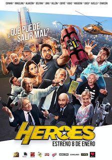 Heroes El Asilo Contra La Opresion 2015 Latino Pelicula Completa Comedia Peliculas Completas Heroe Peliculas