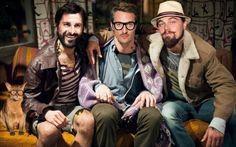 Las estrellas de Hollywood quieren ser 'hipster' por un día