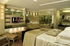 Banheira no quarto – veja modelos com hidromassagem, free standing   dicas!